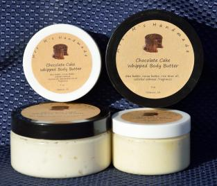Whipped Body Butter 4x