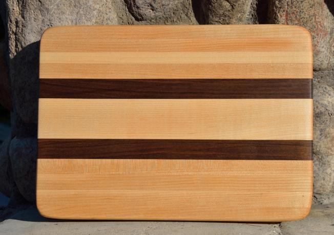#26: Hard Maple, Walnut.