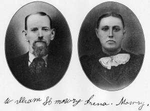 William Henry and Irena Norman Mowry