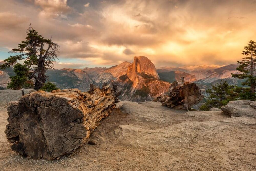 June 30, 1864 is when the area that eventually became Yosemite National Park was first recognized as a park. That was a very, very good decision. Tweeted by the US Department of the Interior, 6/30/14.