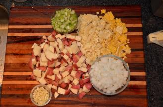 Bacon Corn Chowder 07