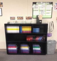 Brianna Bookcase 15