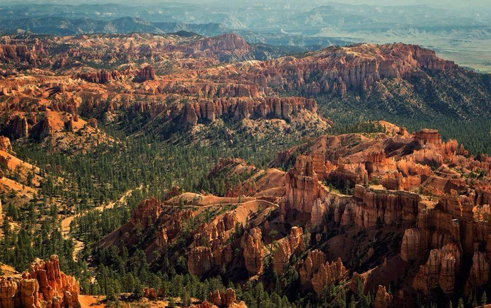 86 years ago today, Bryce Canyon was officially listed as a National Park. Tweeted by the US Department of the Interior, 9/15/14.