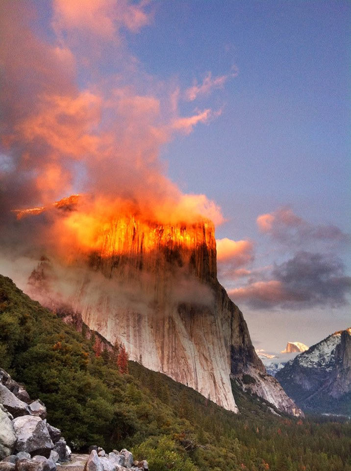 Yoseminte NP 49 - El Capitan