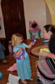"""Mommy, sing!"""