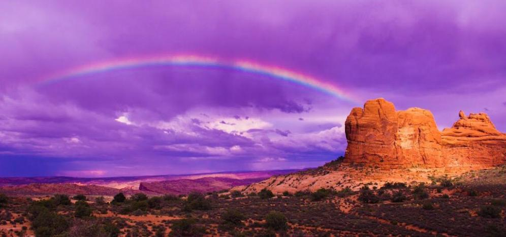 Arches National Park. Photo by Jack Suman. Tweeted by the US Department of the Interior, 6/19/15.