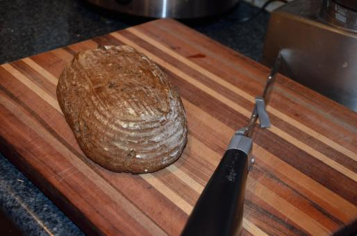 Spent Grain Bread 10