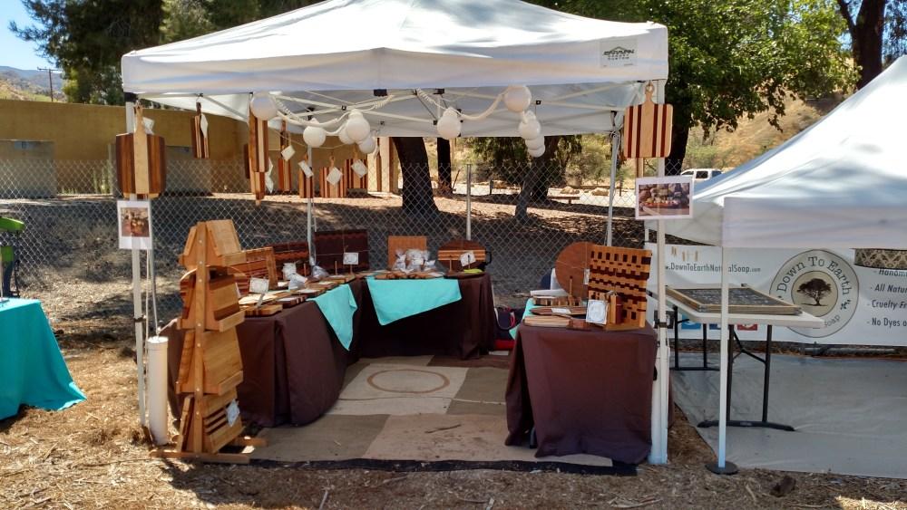 LA SummerFEST at Rivendale booth