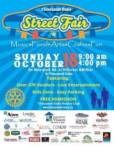 Thousand Oaks Street Fair