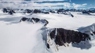 Larger than Switzerland, Wrangell-St. Elias National Park & Preserve in Alaska is our nation's biggest national park. Four mountain ranges run through it, with nine of the 16 highest peaks in the country. Its Malaspina glacier is bigger than the state of Rhode Island, and the possibilities for adventure are endless. Photo by Jacob Frank, National Park Service. Tweeted by the US Department of the Interior, 2/28/16.