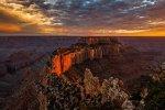 Grand Canyon NP 46 – Sunset