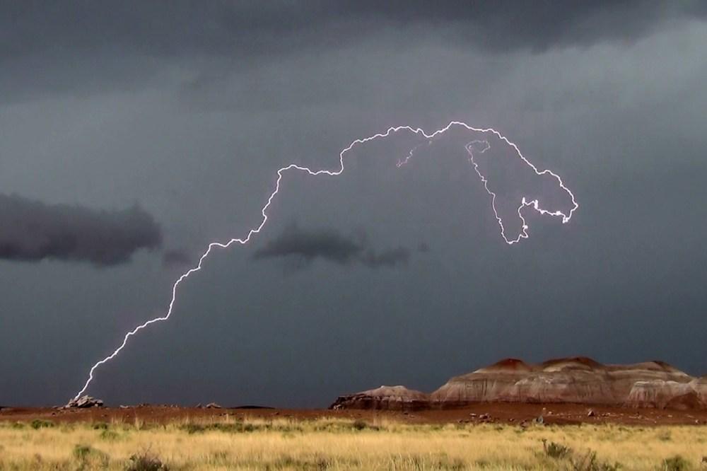 Tyrannosaurus Lightning