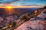 Road Canyon Wilderness – Sunset