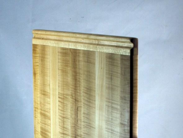 Detail of Cutting Board 16 - Edge 022.
