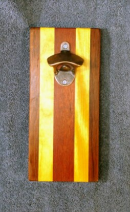 Magic Bottle Opener 18 - 109. Wall mount.