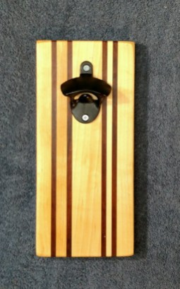 Magic Bottle Opener 18 - 121. Wall mount.