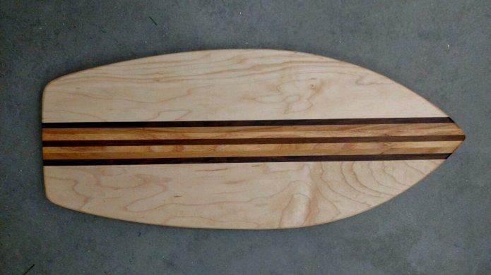 Medium Surfboard 17 - 04