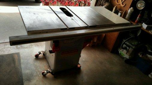 Table Saw Motor 00
