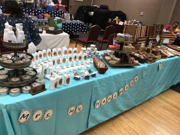 Elks Craft Boutique 2018 - 01