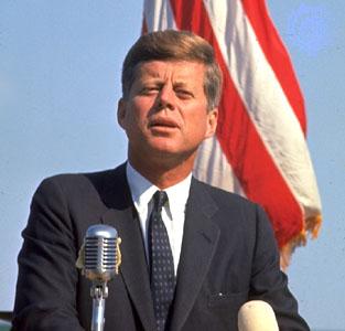 JFK, Flag