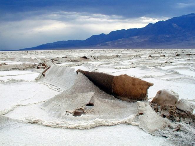 Salt Flats Uplift. From the Park's website.