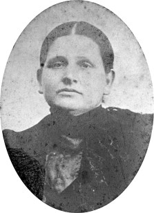 Martha Ellen Mast Shull (1856 - 1915). My mother's father's father's mother. My Great Great Grandmother.