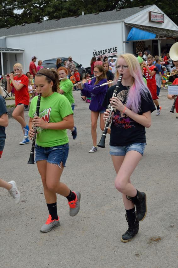 Graham Street Fair Parade 13