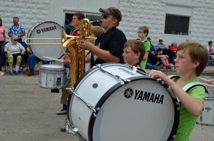 Graham Street Fair Parade 17