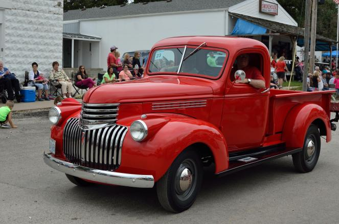Graham Street Fair Parade 30