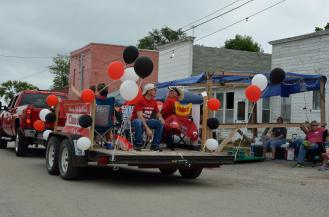 Graham Street Fair Parade 54