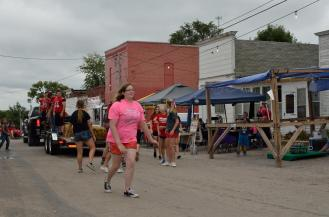 Graham Street Fair Parade 58