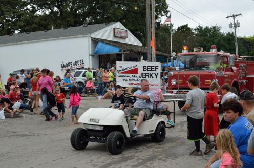Graham Street Fair Parade 62