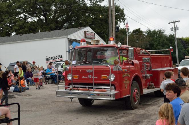 Graham Street Fair Parade 63