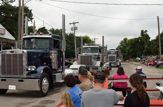 Graham Street Fair Parade 74