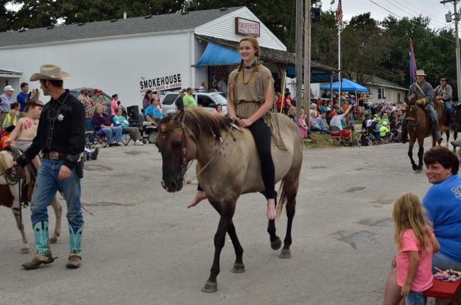 Graham Street Fair Parade 96