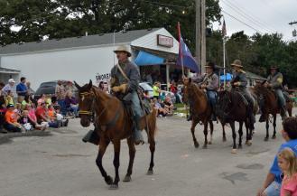 Graham Street Fair Parade 97