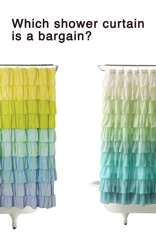 Shower Curtains For Less Room Ornament