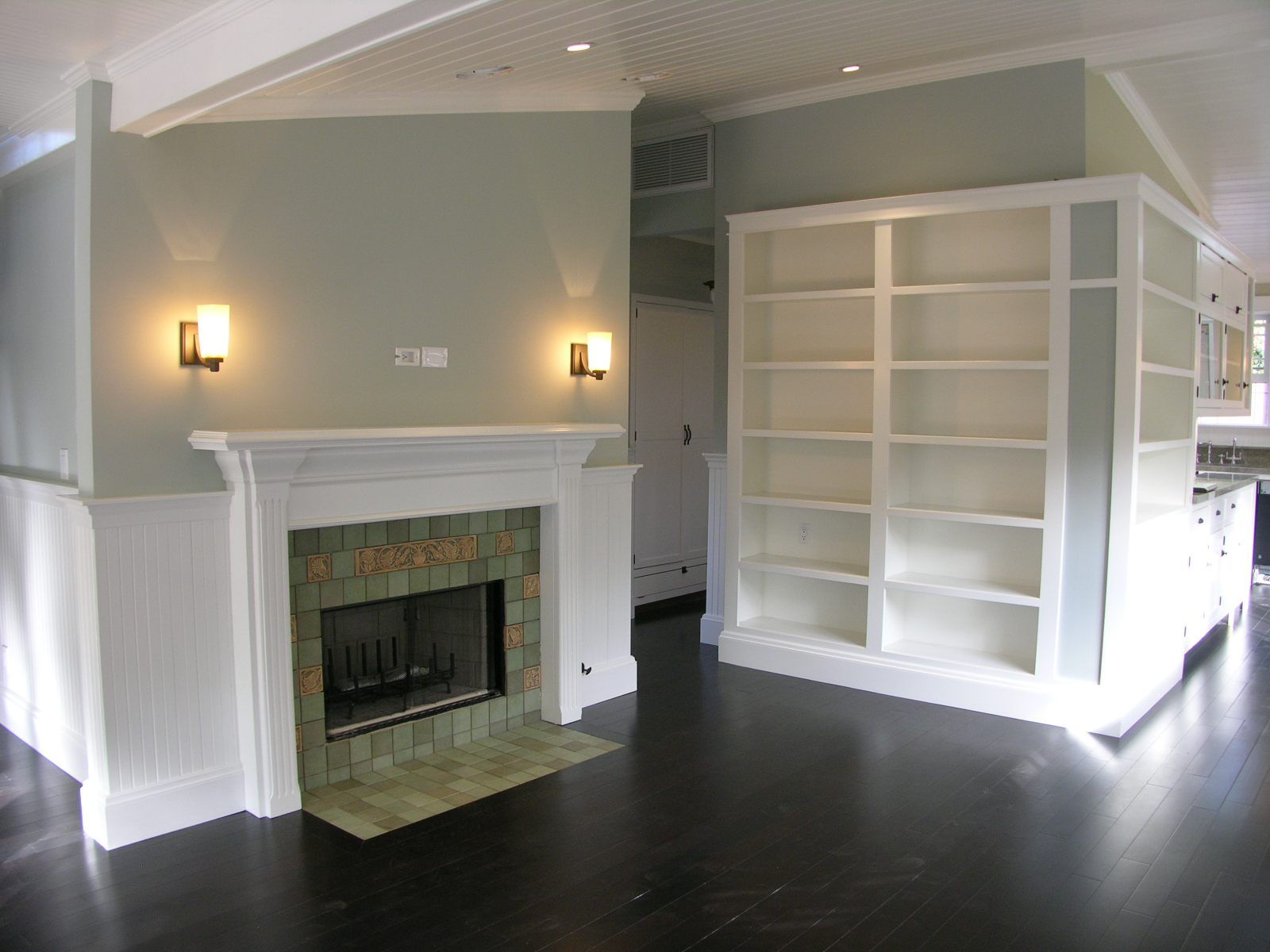 Crown Molding On Cathedral Ceilings Pictures