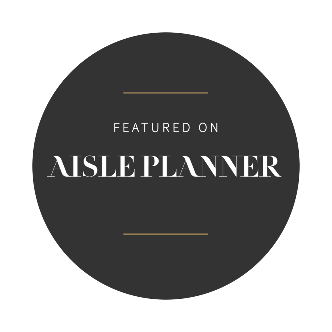 featured on Aisle Planner blog badge