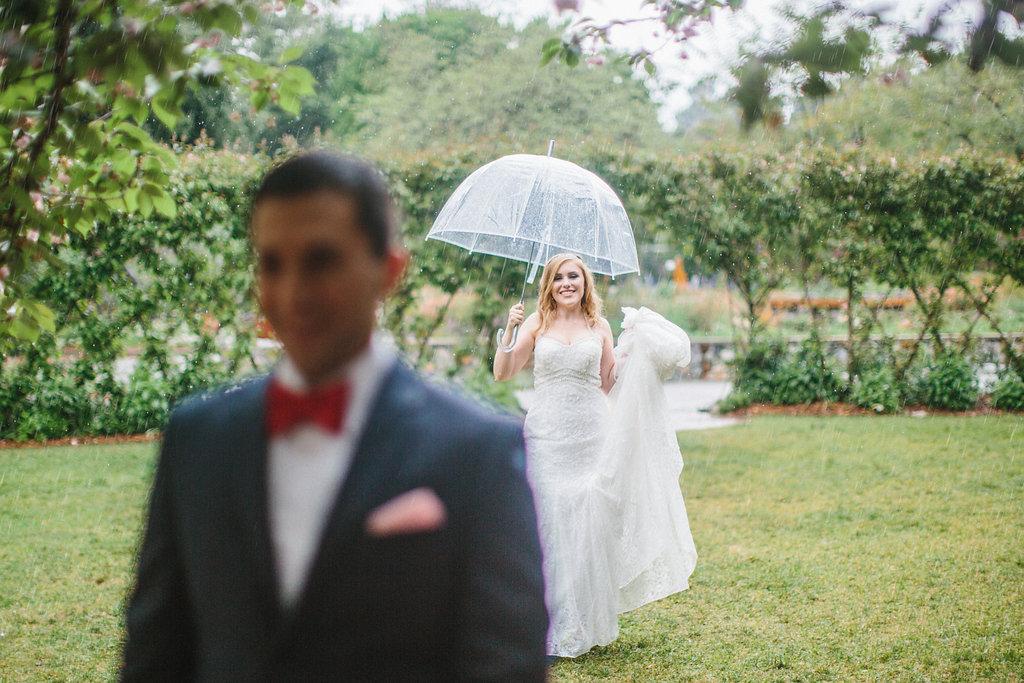 Colorful Spring Descanso Gardens Wedding | Veronica & Kenny - Moxie ...