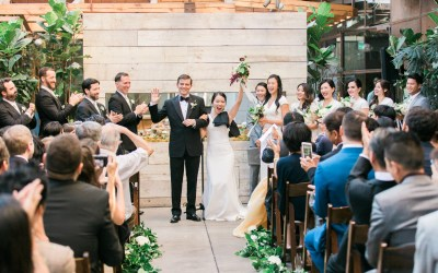 Elegant + Classic Hinoki & the Bird Wedding | Eunice & Damian