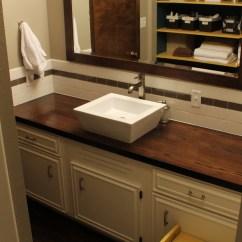 Space Saver Kitchen Design Portable Islands Wood Countertop
