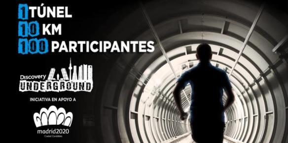 Carrera discovery Underground