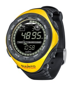 Suunto Vector foto  (Modelo Yellow)