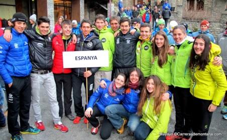 Futuro olímpico para los jovenes esquiadores de montaña españoles