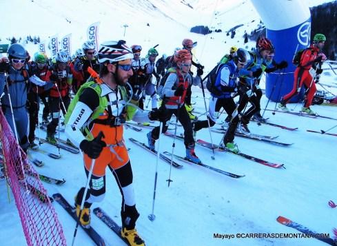Altitoy 2015: Salida etapa 1 rumbo al Pic du Midi