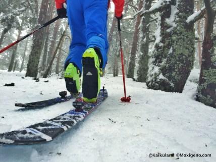 Esquí de Montaña Dynafit 2015: Conjunto ski touring probado a fondo.