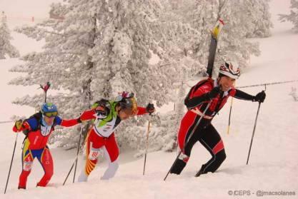 esqui de montaña fotos fedme javi martin_portaine2014