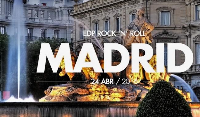 Maraton Madrid 2016 salida Plaza Cibeles