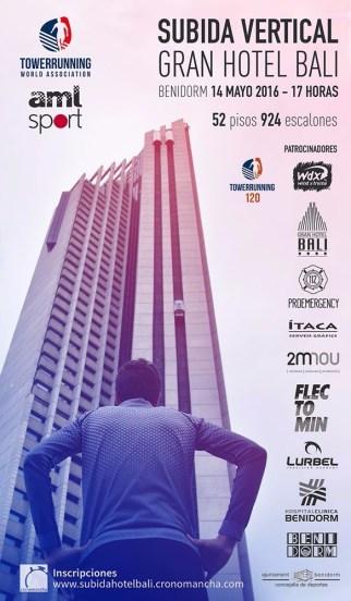 Subida hotel bali 2016 cartel oficial